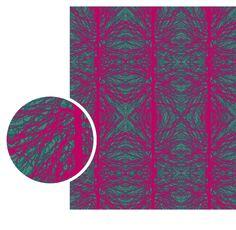 Vasos sanguíneos. Diseño Textil