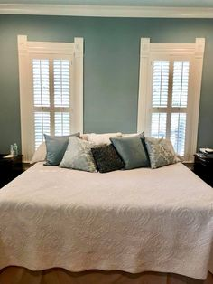 79 Best Master Bedroom Window Treatments Images