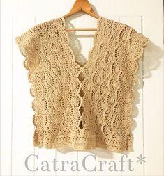 Fabulous Crochet a Little Black Crochet Dress Ideas. Georgeous Crochet a Little Black Crochet Dress Ideas. Crochet Tunic Pattern, Gilet Crochet, Crochet Shirt, Crochet Jacket, Crochet Cardigan, Crochet Top, Crochet Vests, Simple Crochet, Black Crochet Dress