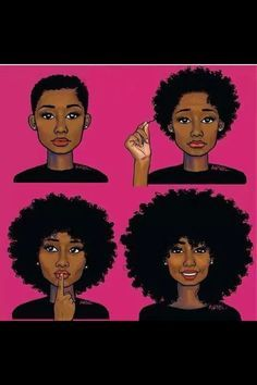 natural hair, growth, afro, twa, teeny weeny afro, big, kinky, coily, curly, chic with kinks, african, black, american,