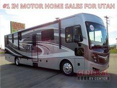 New 2015 Fleetwood RV Excursion 35E Motor Home Class A - Diesel at General RV | Draper, UT | #117128