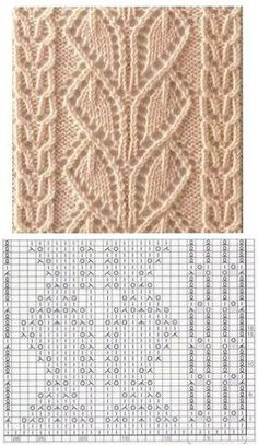 Most current Free knitting stitches unusual Popular Lace Knitting Stitches, Lace Knitting Patterns, Cable Knitting, Knitting Charts, Lace Patterns, Free Knitting, Stitch Patterns, Knitting Projects, Knitting Ideas
