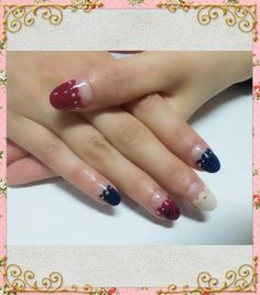 Lace line deco nail Deco, Nails, Beauty, Finger Nails, Ongles, Decor, Deko, Decorating, Beauty Illustration