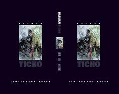 Batman - Ticho (limitovana edice) Batman, Books, Movies, Movie Posters, Art, Art Background, Libros, Films, Book