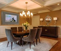 Superieur Find This Pin And More On Interiors By Just Design Dining Room By  Justdesignny.