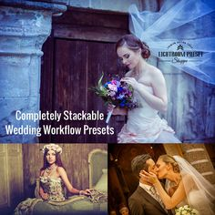 Wedding Lightroom Preset Bundle by Lightroom Preset Shoppe on @creativemarket