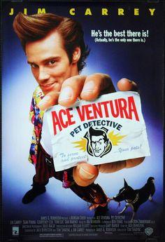 El señor de los bloguiños: Ace Ventura, un detective diferente (1994) de Tom ...