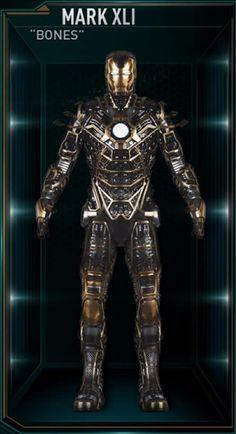 東尼史塔克 鋼鐵人 Tony Stark: All Iron Man Suits Gallery Like this.