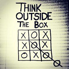 Anímate a Pensar Fuera de la Caja... Rompe las Reglas, No te Conformes con lo Establecido! #HackerCultural