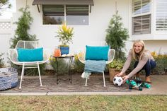 Outdoor Spaces Brought to Life on 'Hidden Potential' | Hidden Potential | HGTV #PlayGameOnline