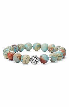 Main Image - LAGOS Bead Stretch Bracelet
