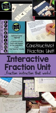If you teach grades 3-5 and have watched students struggle with fractions, you will want to check out this unusual tool to help you improve your instruction in this very challenging concept.  Full lesson plans.  Photos.  Activities.  Assessments.  Coaching hints...it's like professional development at your fingertips.  This unit has 16 lessons--some of which are more than a day long.  If you want to push students while keeping it fun and meaningful, check it out!