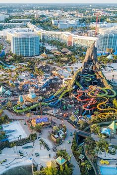 Get a Sneak Peek at the New Universal Studios Water Park, Volcano Bay
