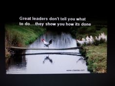 Are you the leader you think you are ??