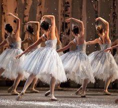 NYC ballet. nutcracker suite