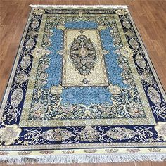 Camel Carpet Handmade Silk Luxury Magnificent Fine Oriental Rugs 5'x8' http://www.amazon.com/dp/B01DP9UQAQ/ref=cm_sw_r_pi_dp_8Jbixb18D0Y7B