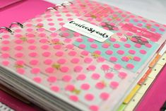 How I use 2 planners!  Inside my Filofax with Limelife Planner A5 inserts!