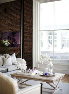 Fashion meets finance  - Steve and Marissa's easy SoHo escape by @Homepolish NYC