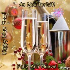 Happy New Year!w4 An Nou Fericit, Anul Nou, Flute, Happy New Year, Champagne, Happy, Happy New Years Eve, Flute Instrument, Flutes