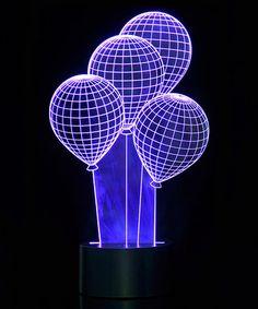 Look at this #zulilyfind! 3-D Balloons LED Light #zulilyfinds