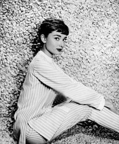 Audrey publicity photo of Sabrina