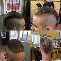 messy short mens hairstyles that are stylish! Undercut Hairstyles Women, Side Hairstyles, Best Hairstyles For Older Men, Haircuts For Men, Hair And Beard Styles, Short Hair Styles, Gents Hair Style, Hair Falling Out, Undercut Pompadour