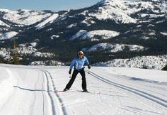 Come discover the winter wonderland at the Royal Gorge Cross Country Ski Resort.