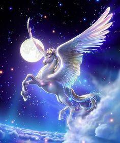 29 Best Unicorns And Pegasus Images On Pinterest Fantasy Creatures