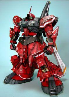 MG 1/100 Rick Dom Custom Build - Gundam Kits Collection News and Reviews