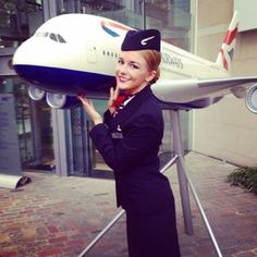 What is Cabin Crew Training Like? Airline Fares, Airline Travel, Air Tickets, Airline Tickets, British Airways Cabin Crew, Cabin Crew Jobs, Flight Attendant Life, Aircraft, Planes
