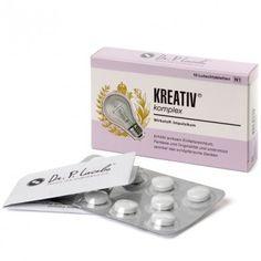 Tabletten KREATIV komplex