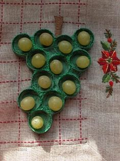 Para presentar las uvas de Año Nuevo y no desconfiar del conteo.