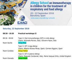 EAACI (@EAACI_HQ)   Twitter Milk Allergy, Food Allergies, Clinic, Education, Twitter, Health, Health Care, Training, Salud
