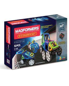 Magformers магнитный R/C custom set