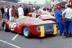 Cool Sports Cars, Sports Car Racing, F1 Racing, Sport Cars, Road Racing, Road Race Car, Vintage Race Car, Vintage Auto, Ferrari Racing