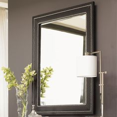 I pinned this Lexington Quartz Wall Mirror from the Design Detail event at Joss and Main!