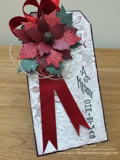 Stamping with Loll: Day Four ... Twelve Tags of Christmas