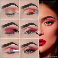 How to apply Natural Eye Makeup Tip Step By Step. How to apply Natural Eye Makeup Tip Step By Step. <br> Are you searching how to do eye makeup at home? If Yes, So here you can find out easy eye makeup tips step by step with pictures. Soft Eye Makeup, 70s Makeup, Eye Makeup Steps, Makeup Eye Looks, Hooded Eye Makeup, Colorful Eye Makeup, Eye Makeup Art, Smokey Eye Makeup, Nude Makeup
