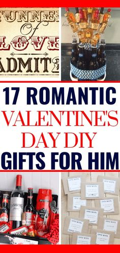 102233e648d5 17 Creative   Romantic DIY Valentine s Day Gifts He ll Adore. Valentines  Baskets For HimValentine Gifts For HusbandMeaningful ...