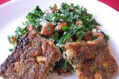 #Kibbe #Vegetariano #hierbas #recetas