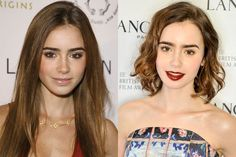 The Beauty Evolution of Lily Collins, from Classic Sophisticate to Red Carpet Trendsetter