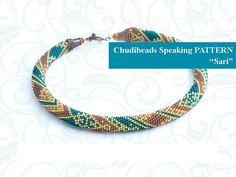 PATTERN++Sari++Chudibeads+speaking++PATTERN+for+bead+by+Chudibeads,+$15.00