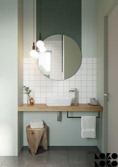 Decoracion-banos-2019-con-espejos-redondos