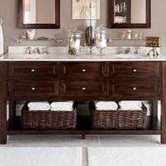 bathroom vanity west indies style - Google Search