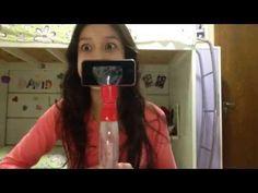 Tripé caseiro: Fácil e Rápido - YouTube