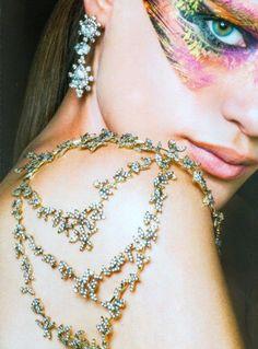 Renata Sozzi by Jacques Dequeker for Vogue Brazil Explore