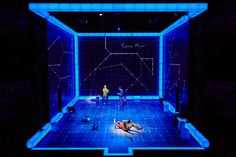 The Curious Incident of the Dog in the Night-Time from the National Theatre.