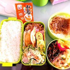 5/8 - 3件のもぐもぐ - ポテトサラダ by hitomi0124
