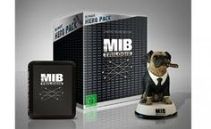 [Angebot]  Men in Black 1-3 (Ultimate Hero Pack  Figur / exklusiv und limitiert bei Amazon.de) [Blu-ray] für 4497