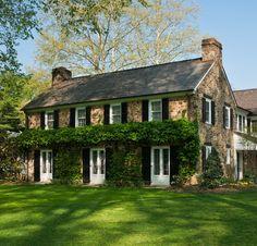 Ivy | garden | house
